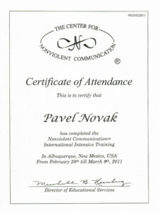 CNVC, Intensive International Training